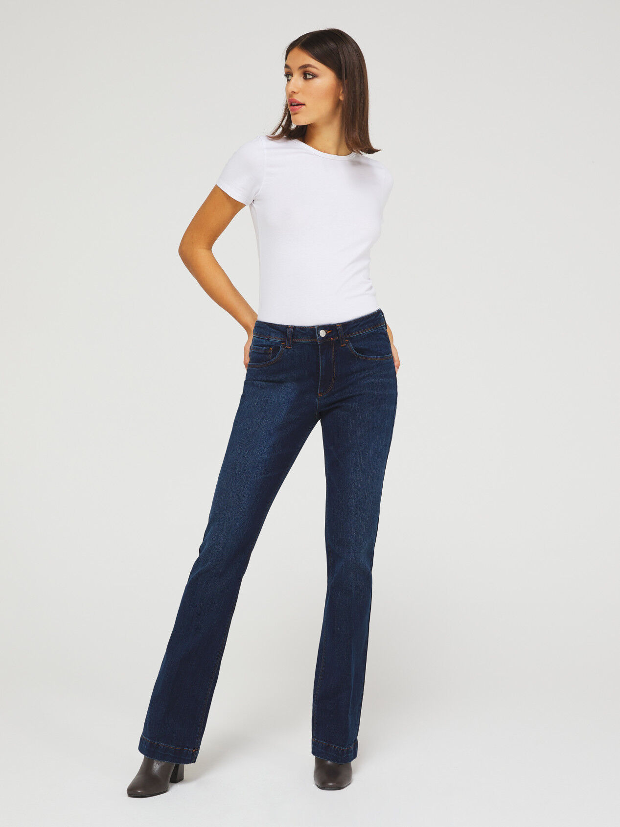 Jeans Flare & Boot Cut Donna