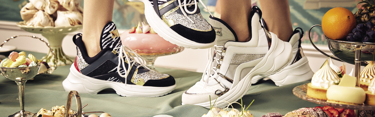 Sneakers S68 Autunno Inverno 2019 | Sisley