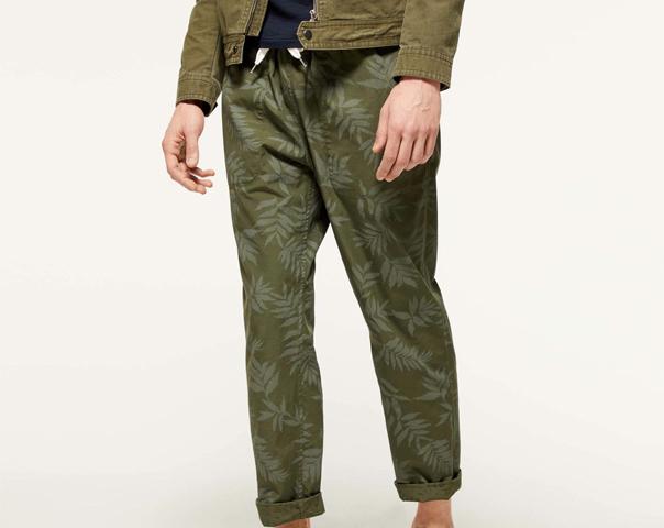Pantaloni reversibili